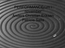PERFORMANCErum-November 2018 -